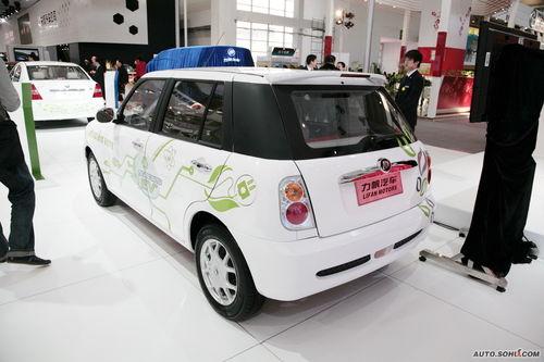 10款即将入市国产电动汽车价格预测