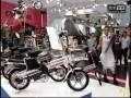 镇北商城2011年天津电动车展会爱玛
