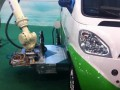 国家电网电动汽车机器人快速换电