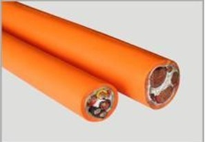 GB等标准电动汽车充电桩电缆和车内高压电线电缆高清图片