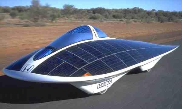 太阳能电动车将会成为新时代的宠儿