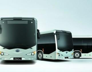 洛杉矶将选择运营中国比亚迪电动巴士