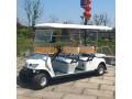 2014新款6座电动观光车四轮电动房产看房车电瓶车