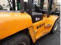 回收二手10吨大型叉车杭州二手叉车