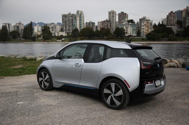 宝马公司研发出灵活的i3电动汽车租赁系统