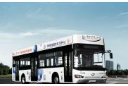 海格氢燃料电池公交客车KLQ6129GQH2