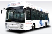 北汽福田氢燃料电池客车BJ6123C6 N4D