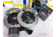 沃尔沃升级改装AP5060刹车卡钳碟片分泵鲍鱼