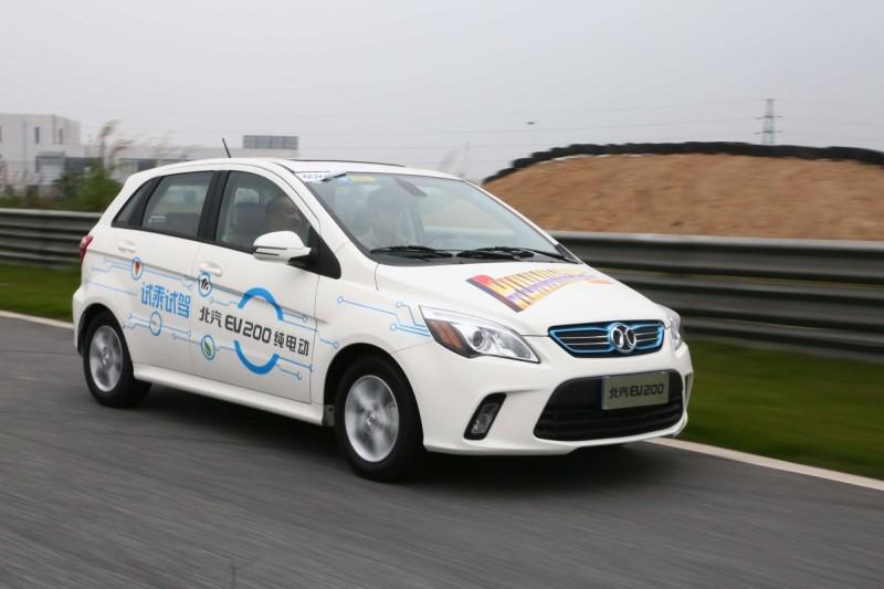 五一小长假新能源汽车销售井喷 北汽纯电动日销过百