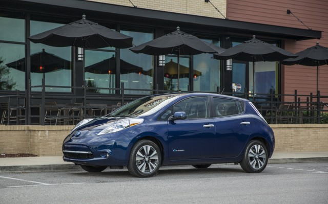 首席执行官戈恩:日产电动汽车将主攻普通大众市场