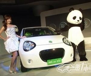 吉利熊猫电动版曝光 续航有望增加