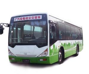 [2013中国年度绿色汽车]广汽GZ6120EV纯电动客车