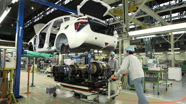 日本正在试验用风能制造燃料电池汽车所需要的氢气