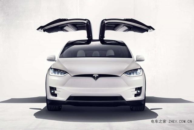 2016款特斯拉Model X
