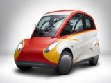 壳牌超高能效概念汽车