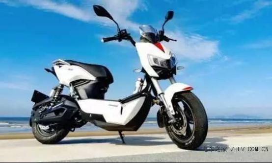 雅迪Z3电动车 开启时尚智趣新生活