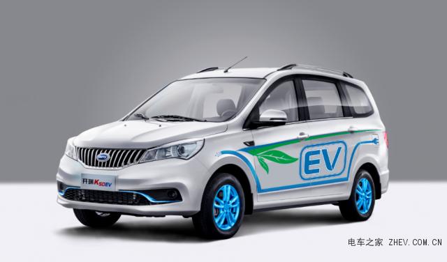 开瑞新能源7款产品正式列入第300批《道路机动车辆生产企业及产品公告》