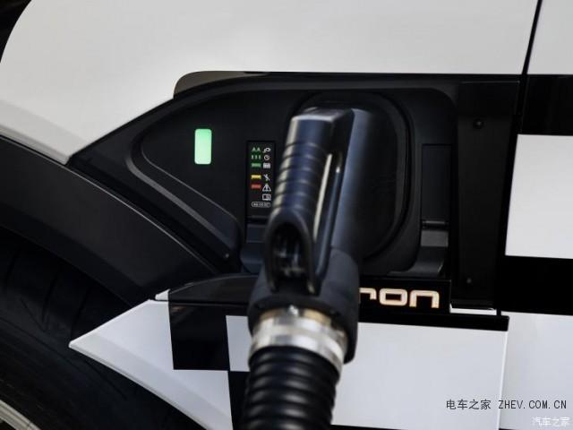 奥迪e-tron quattro将于9月17日美国首发