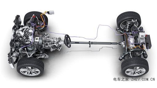 奥迪发布40 TDI轻度混合动力 12V轻度混合