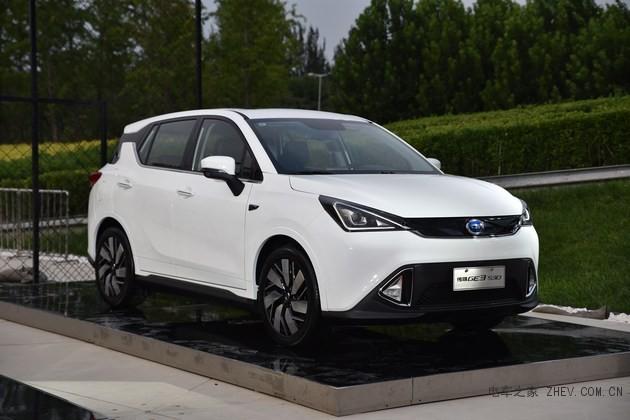 广汽传祺GE3 530上市 NEDC续航410km 新能源汽车推荐