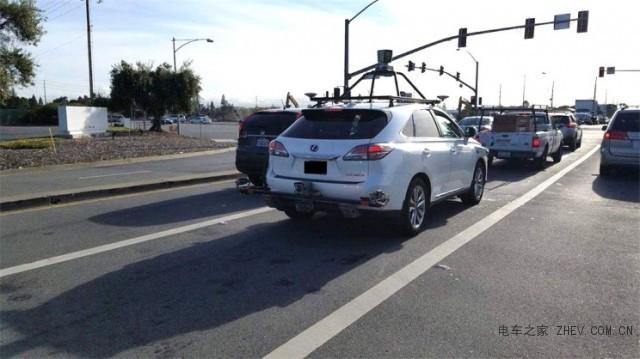 """上周苹果自动驾驶事故报告终于出来了 """"都想害朕"""""""