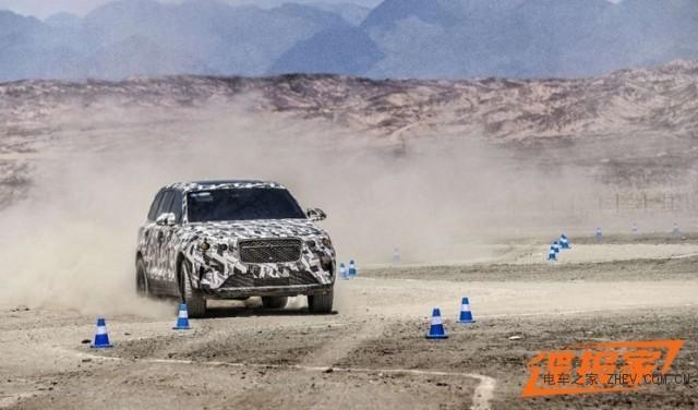 车和家增程式电动汽车将标配L2.5 辅助驾驶系统 10月18日发布
