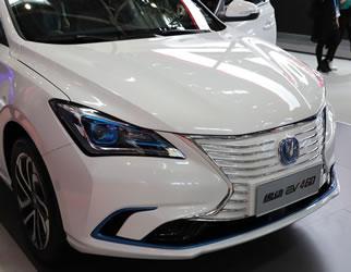 长安逸动EV460将于10月18日上市 补贴后售价11.99-12.99万元