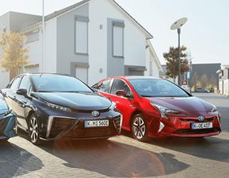 丰田召回全球100万辆混合动力车涉及丰田普锐斯C-HR车型