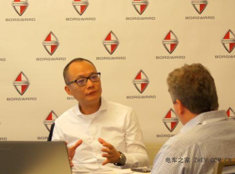 宝沃出席AI大会 O2理念打造全新模式