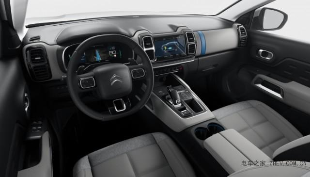 标致雪铁龙推第一款全电动汽车 DS 3 Crossback