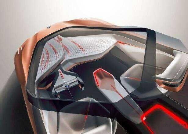 宝马iNEXT纯电动汽车曝光 续航700拥有L4级自动驾驶