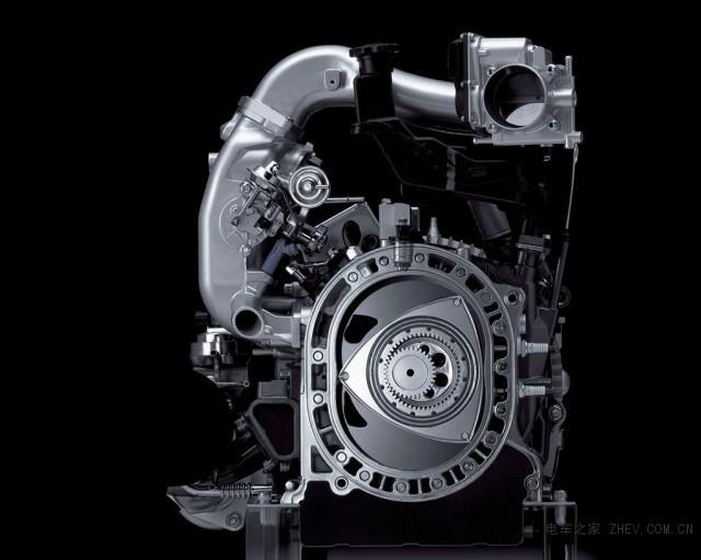 马自达痴迷转子发动机 2022年量产转子发动机混动系统