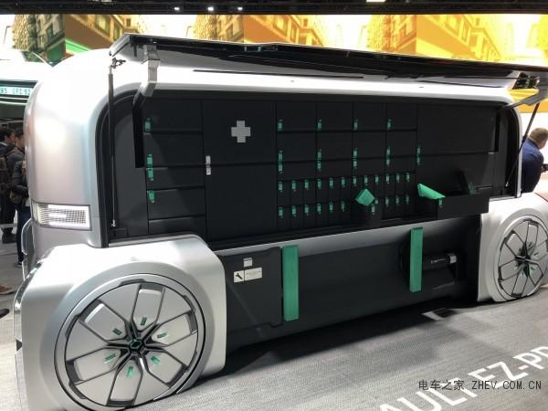 直击2018巴黎车展,看法系车企的电动汽车浪漫