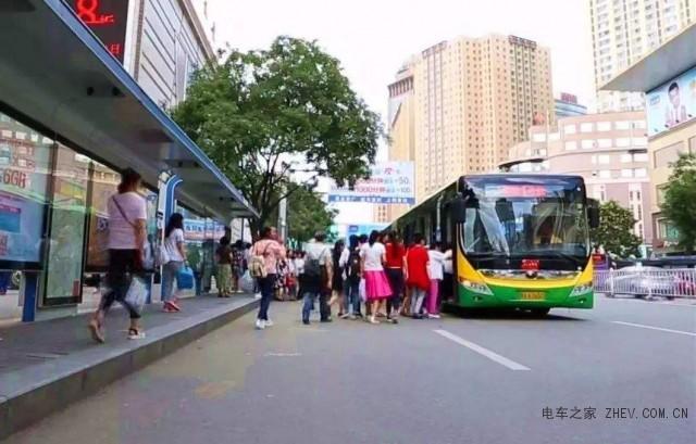 到2020年实现100%公交纯电动化 呼和浩特计划