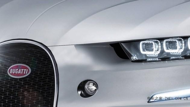 布加迪计划推出SUV新车 搭载混合动力系统