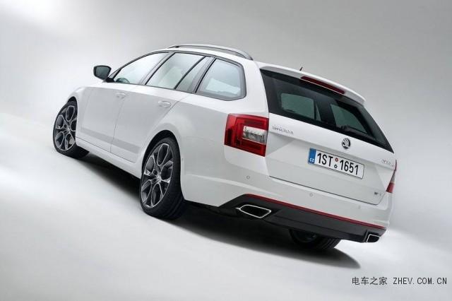 全新明锐RS混动版车型 预计2021年上市