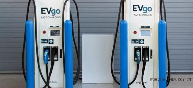 EVgo加速美国电动汽车充电站的部署进程