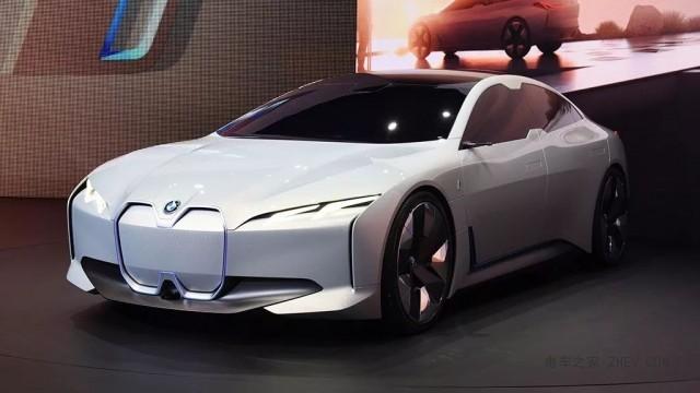 外媒爆料宝马i4将会拥有分为前驱和四驱