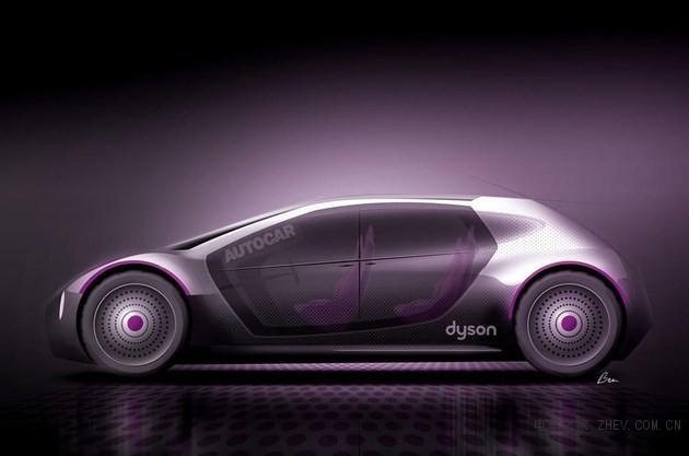 戴森新加坡建厂 第一款电动汽车2021年推出