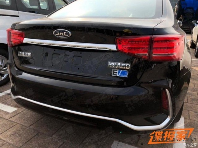 江淮iEVA60将亮相广州车展
