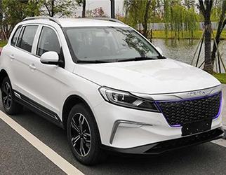 大乘汽车G60E信息曝光 定位紧凑型纯电动SUV