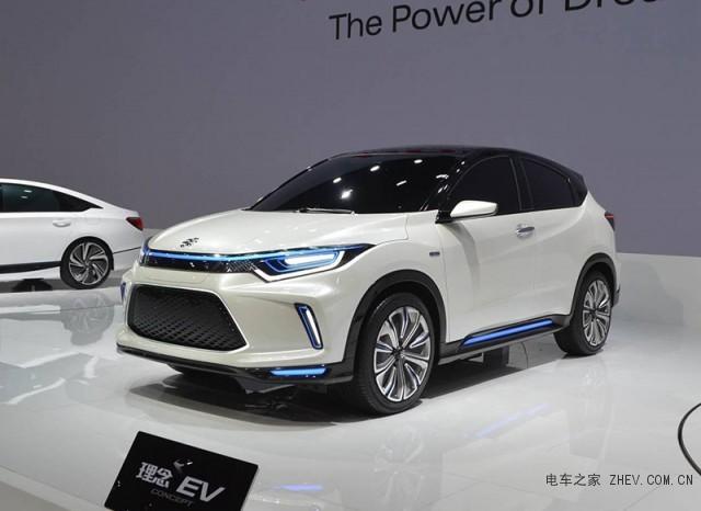 本田将推出中国特供新能源CUV VE-1,将由广汽生产与传祺GS4共同制
