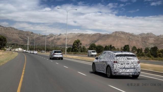 外媒:大众电动汽车 I.D. Neo在南非展开路测