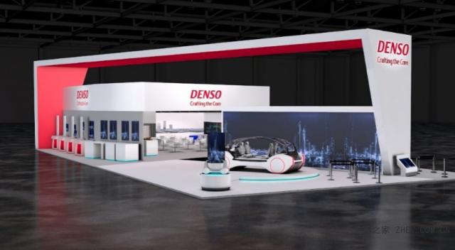 电装即将亮相2019 CES展 用科技描绘未来移动蓝图