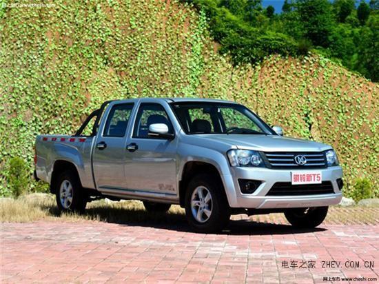 江西大乘科技产业园 正式投产 骐铃T15亮相