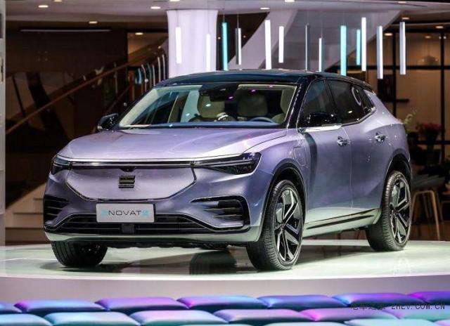 2019年电动汽车上市 都有这些新势力造车出品