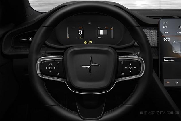 沃尔沃电动汽车 Polestar 2正式发布