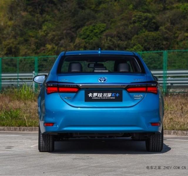 一汽丰田卡罗拉双擎E+插电混动版