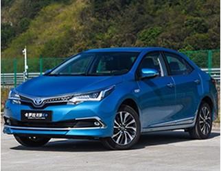 定了!一汽丰田卡罗拉双擎E+插电混动版 3月9日上市销售