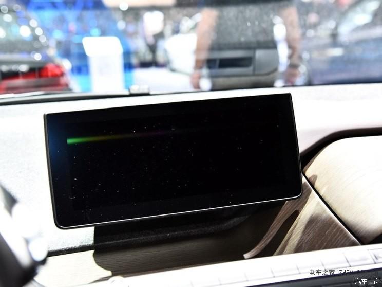 新款宝马i3将于3月22日在国内正式亮相